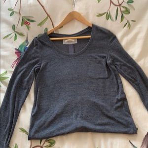 Anthropologie Pure and Good tunic top